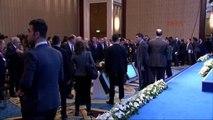 Ulaştırma Bakanı Binali Yıldırım 8. Büyükelçiler Konferansı'nda Konuştu- 1