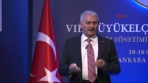 Ulaştırma Bakanı Binali Yıldırım 8. Büyükelçiler Konferansı'nda Konuştu- 5