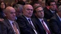 Ulaştırma Bakanı Binali Yıldırım 8. Büyükelçiler Konferansı'nda Konuştu-3
