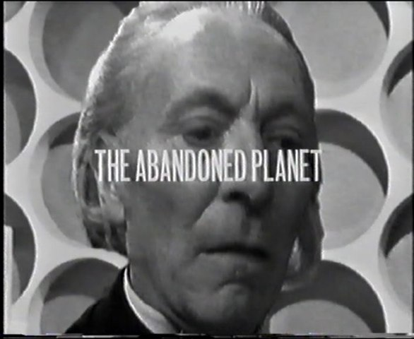Loose Cannon The Daleks Master Plan Episode 11 The Abandoned Planet LC20