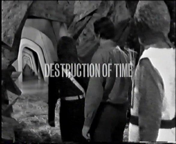 Loose Cannon The Daleks Master Plan Episode 12 Destruction of Time LC20
