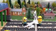 Thomas et ses Amis Minions des Blagues Drôles de Peppa Pig Tom Moss Train Jouet Play Doh Surprise Oeufs