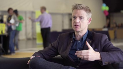 Nigel Eccles - CEO and Founder FanDuel for LEADRTV