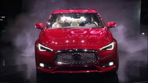 Infiniti Q60 Sports Coupe Reveal at 2016 NAIAS Detroit