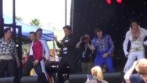 Parkes Elvis Festival Part 4 of 10 Elvis Tribute Artists, NW Sydney(4 hrs drive), 6-10 Jan 2016