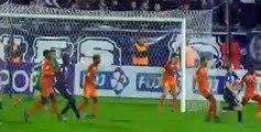 Goal Adam Ounas- Bordeaux 2 - 0 Lorient - 12-01-2016