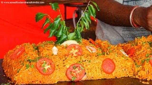 Indian Food Festival Hyderabad India| Indian Food Taste Test Episode-21