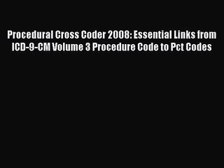 ICD-9-CM Volume 3 Resource   Learn About, Share and Discuss