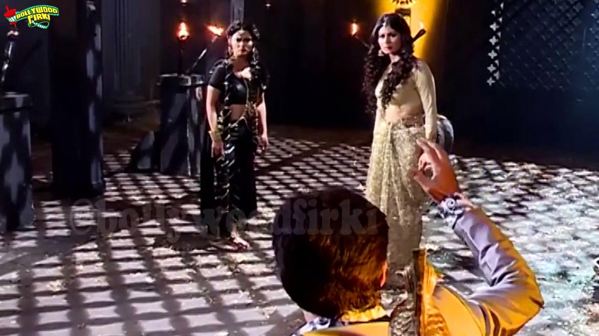 Naagin - Lord Shiv Spoil Shesha & Shivanya's Plan Killing Shailesh Mathur
