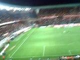 psg troyes ambiance de fou stade/metro/champs ICI C PARIS!!!