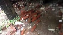 Spooky Red Ghost Caught Witnessed in INDIA : Ghost Activity Caught on Camera Very Scary Fo