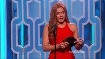 Matt Damon's Golden Globe Acceptance Speech (Funny Videos 720p)