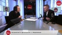 Arnaud Le Maout, invité de l'économie (13.01.16)
