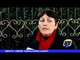 Barletta ,   Campese  Cascella azzeri la giunta