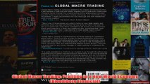 PDF Download] Global Macro Trading: Profiting in a New World