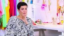 Cristina Cordula s'improvise Djette - Les Reines du Shpping - 12/01/2015 - M6