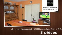 Vente Appartement  Villiers-le-Bel (95400)