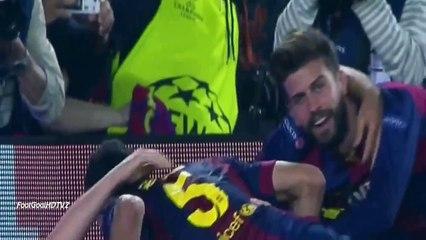 Messi vs Boateng 2015