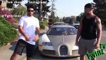 Il drague des filles dans la rue en leur faisant croire quil a une Bugatti Veyron