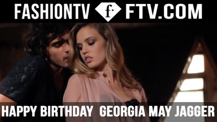 Congratulations Georgia May Jagger | FTV.com