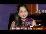Bajirao Mastani Movie |  Singer Payal Dev | Exclusive Interview