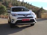 Toyota Rav4 : 1er contact en vidéo