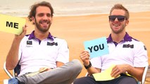 KNOWING ME, KNOWING YOU! w/ Jean-Eric Vergne & Sam Bird