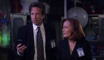 Fox Mulder & Dana Scully finally have sex (The X-Files 2016)