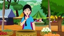 Re Mama Re Mama Re | Re Mama Re Hindi Rhyme | Childrens Popular Animated hindi Songs