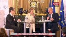 Conférence de presse de Gérard Larcher (13/01/2016) - Evénements