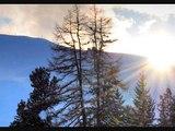 Descente pistes de ski Les Saisies Ski Espace Diamant Notre Dame de Bellecombecet hiver ?