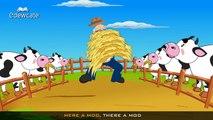 Edewcate english rhymes Old McDonald had a farm classic nursery rhyme