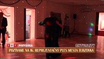 Pozvánka - Pozývame na 16. Reprezentačný ples mesta Turzovka