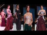 IIJW Jewellery Fashion show Sharmila Tagore - Show Stopper