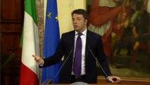 Renzi: Italia al bivio della crescita, basta piangersi addosso
