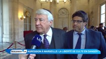 """Agression à Marseille : à l'Assemblée nationale, deux députés portent une kippa """"par solidarité"""""""