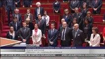 Attentat d'Istanbul : l'Assemblée nationale respecte une minute de silence