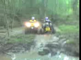 CAN AM COTE A COTE SCRAMBLER