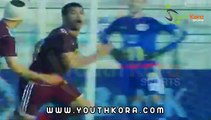 هدف مباراة غزل المحله و مصر المقاصه (0 - 1) | الأسبوع الرابع عشر | الدوري المصري 2015-2016