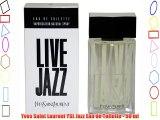 Yves Saint Laurent YSL Jazz Eau de Toilette - 50 ml