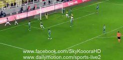 Ramazan Zeybek Goal -Fenerbahce vs Giresunspor 1-0 Live HD All goals Highlights Cup Turkey 13-01-2016