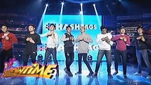"It's Showtime Hashtags: Hashtags perform ""Back Together"""