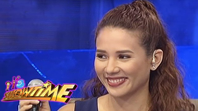 "It's Showtime: Karylle performs her version of ""Bitiw"""