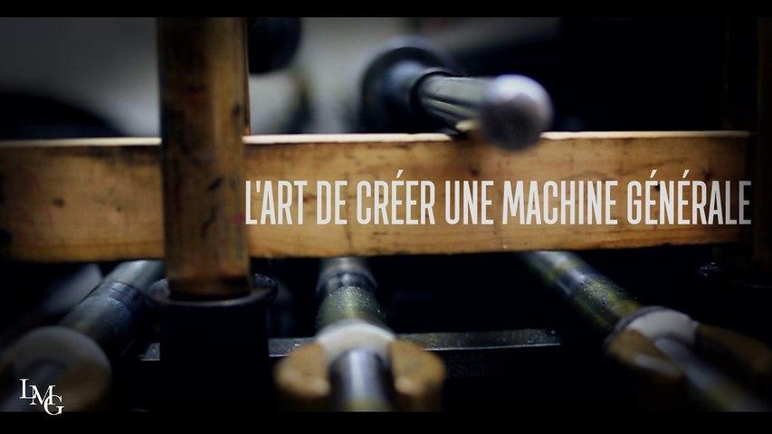 La mécanique générale, nouvelle maison d'édition de livres de poche -