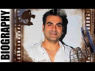 Arbaaz Khan - Biography