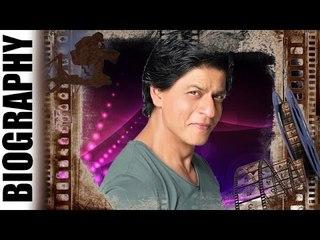 Shahrukh Khan - Biography