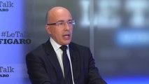 Éric Ciotti : «Avec Christian Estrosi, on a des différences»
