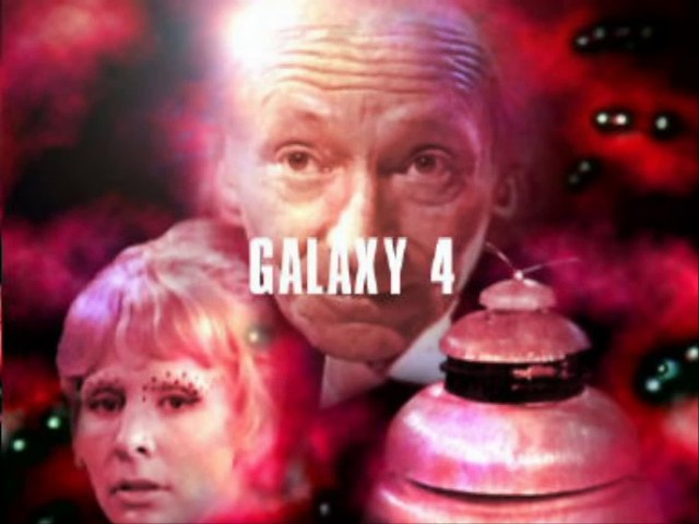 Loose Cannon Galaxy 4 Intro Peter Purves LC11