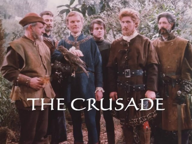 Loose Cannon The Crusade Intro Julian Glover LC33