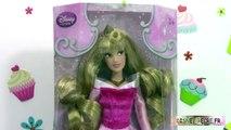 Poupée Princesse Disney Aurore Review Belle au bois dormant